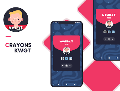 Crayons KWGT 0.1.2 Paid Latest APK Download 4