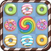 Donut Blast-Match 3 Game 2018