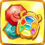 Egypt Jewels: Match 3 Digger Icon
