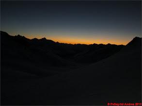 Photo: IMG_2339 un velo di luce all orizzonte