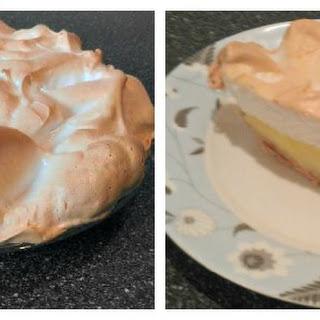 Simple Lemon Meringue Pie