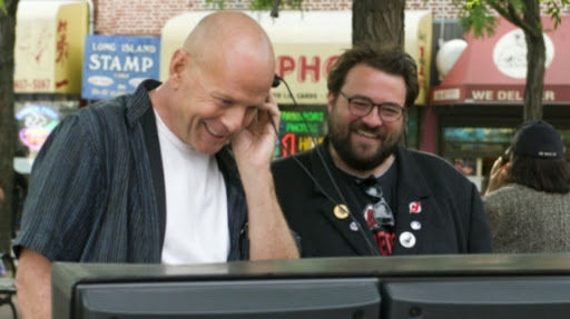 Kevin Smith Reveals Bruce Willis' Calls Were a Mistake