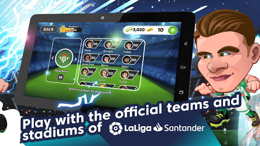 Head Football LaLiga 2020 - Skills Soccer Games screenshot 12