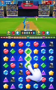 Cricket Rivals – New Cricket Match 3 Puzzle Games 4