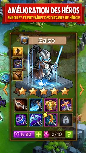 Code Triche Magic Rush: Heroes apk mod screenshots 3