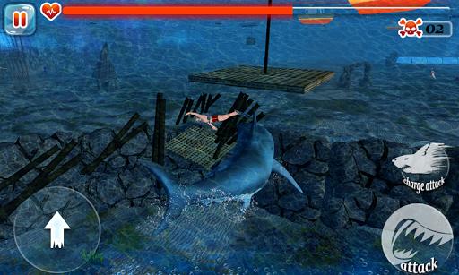Scary Shark Evolution 3D  screenshots 3