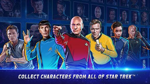 Star Trek Timelines - Strategy RPG & Space Battles screenshot