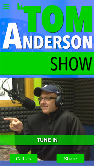 The Tom Anderson Show- screenshot