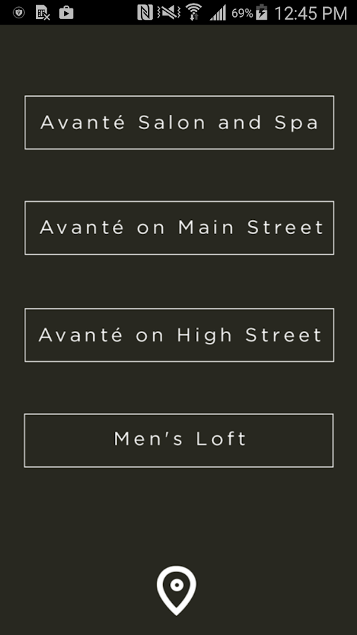 Avante- screenshot