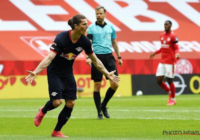 Bundesliga: Leipzig rekent in de eerste helft al af met Mainz