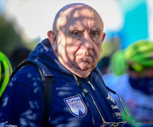 """Van der Schueren blijft positief na zware dag voor zijn ploeg: """"Wanneer je aankomt met Teuns, Gilbert of Benoot..."""""""