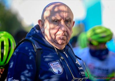 """Hilaire Van der Scheuren heeft het gehad met mondmaskers en schermen: """"We zitten toch allemaal in dezelfde ploegbubbel?"""""""