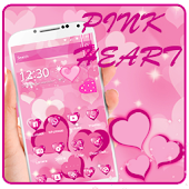 Pink Heart Love Theme