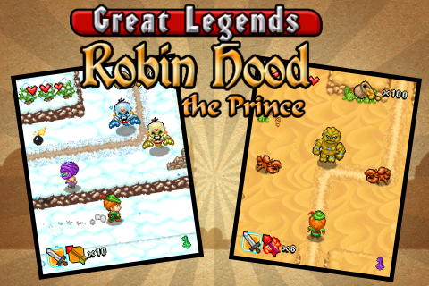 Robin Hood: The Prince for PC