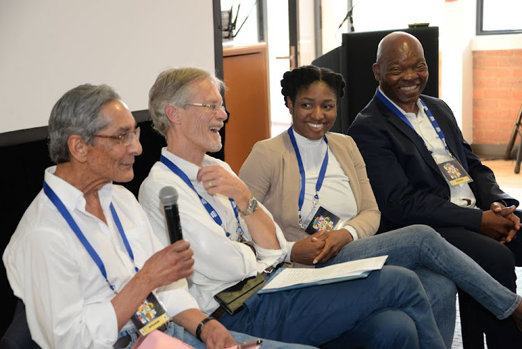 Achmat Dangor, Verne Harris, Victoria Collis-Buthelezi and Mandla Langa discuss the latest instalment of Nelson Mandela's biography.