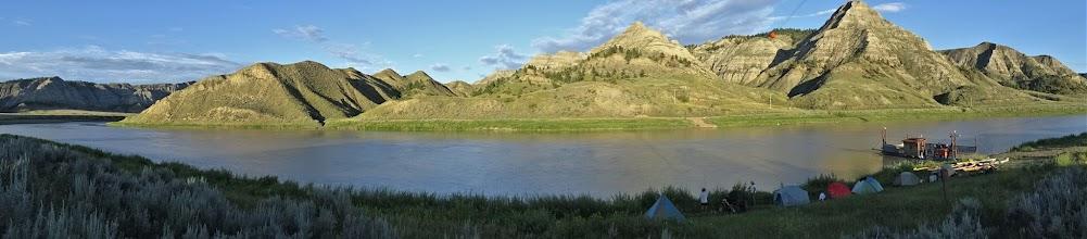 Photo: River panoramic