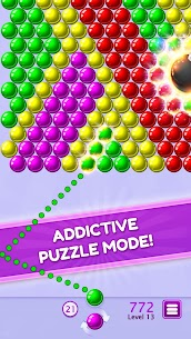 Bubble Shooter Puzzle 5.7 Mod + APK + Data UPDATED 1