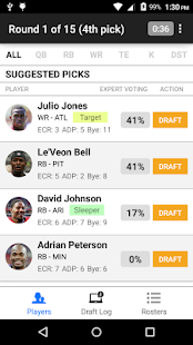 Fantasy Football Draft Wizard- screenshot thumbnail