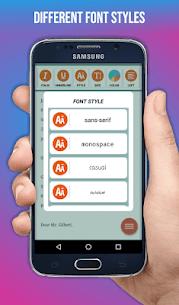 Letter Templates Offline – Letter Writing App Free 5