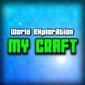 Mini MyCraft World Exploration icon