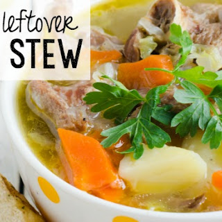 3-Ingredient Leftover Turkey Stew Recipe