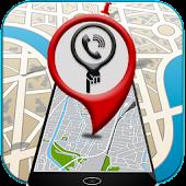 Caller Mobile Location Tracker
