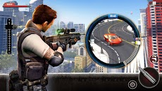 Police Sniper 2019 - Best FPS Shooter : Gun Gamesのおすすめ画像5