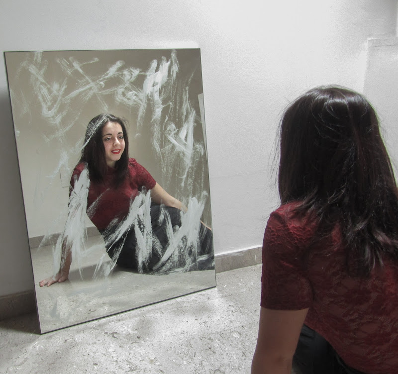 Autoportrait di Maria Rebecca Ivone