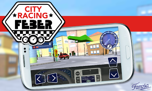 City Racing Feber- screenshot thumbnail