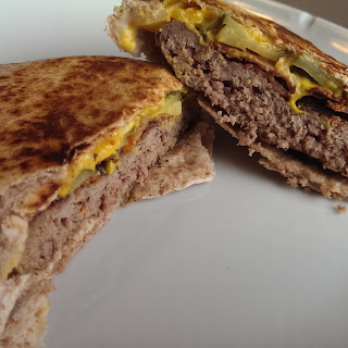 Quesadilla Burger.