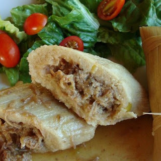 Masa Harina Tamales Recipes