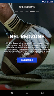 NFL Game Pass Europe - náhled