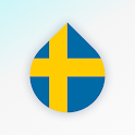 Drops: Learn Swedish language and words for free icon
