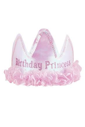 Tiara, Birthday Princess