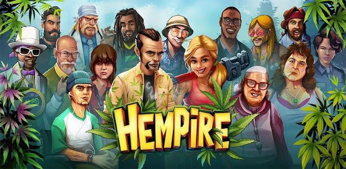Hempire – Pflanzenzucht-Spiel
