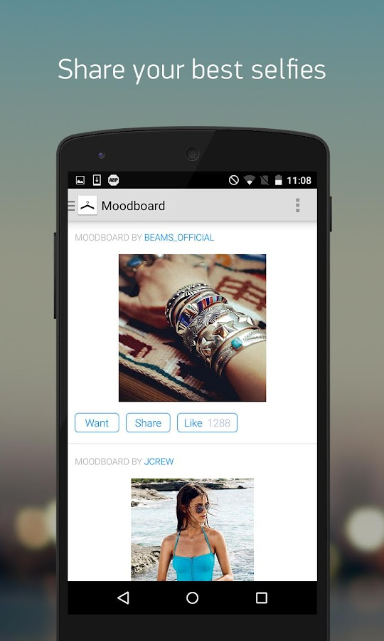 GoodLook - style and fashion- screenshot