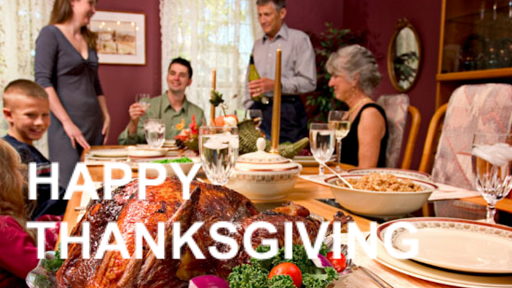 Thanksgiving Messages Screenshot
