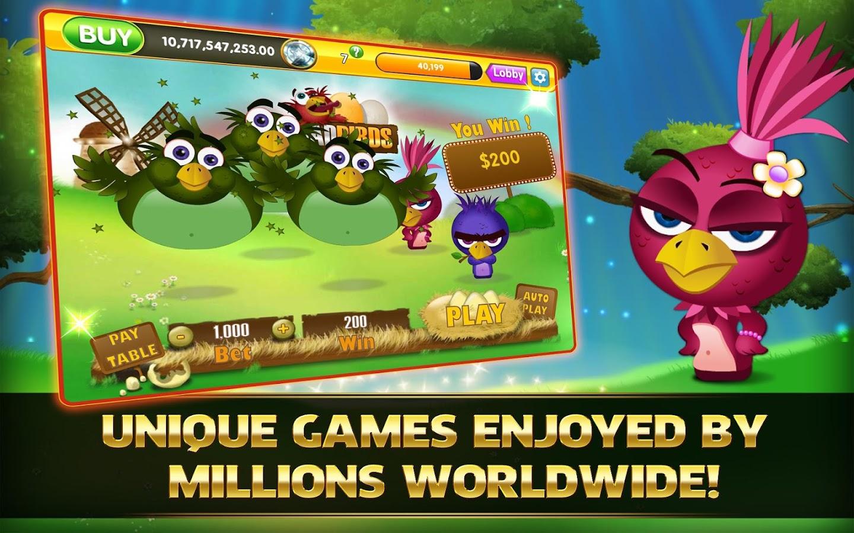 OMG! Fortune FREE Slots - screenshot