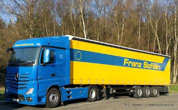Photo: New Actros from DÜREN     >>> www.truck-pics.eu <<<