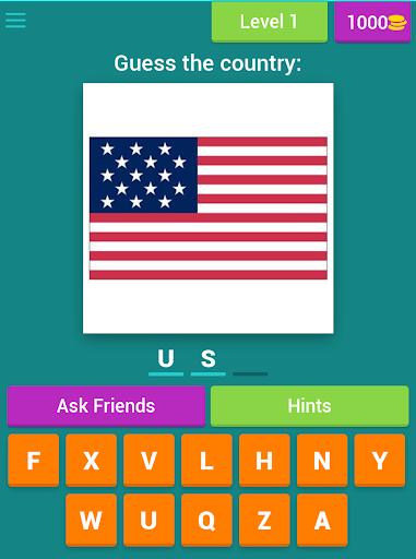Flag quiz 2019 3.2.7z screenshots 11