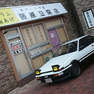 スプリンタートレノ AE86 GT-APEX 2ドア後期のカスタム事例画像 なかのぶさんの2018年12月05日09:24の投稿