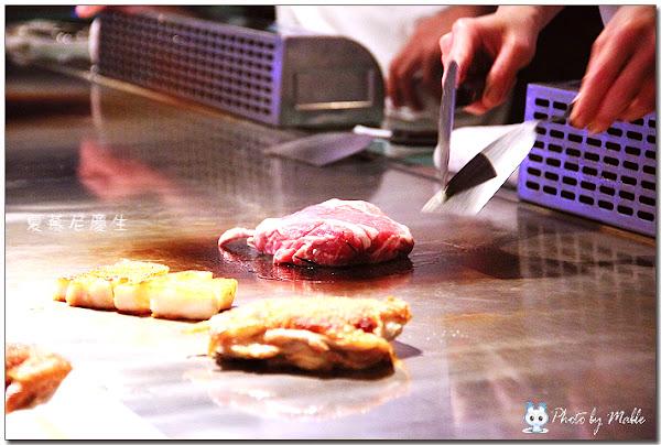 夏慕尼 ✿ 新香榭鐵板燒~慶生宴 ~
