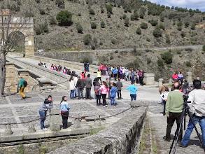 Photo: Caminata al puente