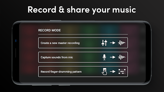 Remixlive - Make Music & Beats Screenshot