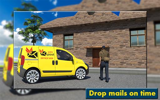 玩模擬App|ポストマン:メール配信バン3D免費|APP試玩