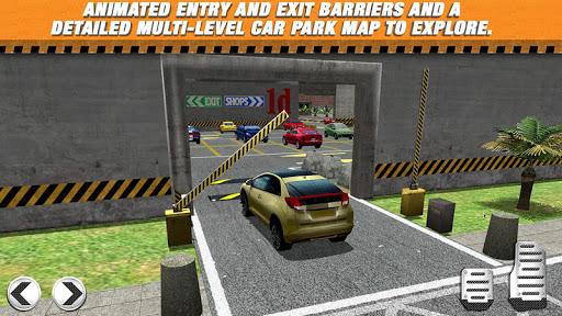 Multi Level Car Parking Game 2  screenshots 14