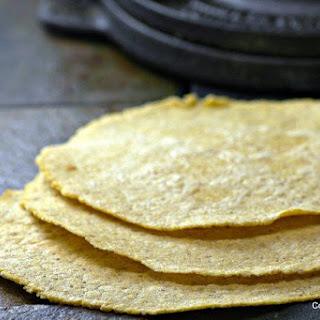 Leftover Corn Tortillas Recipes