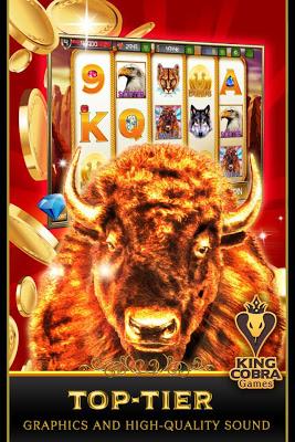 GreatBuffalo Slots - screenshot