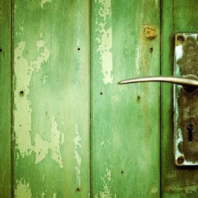 open the door....!! by Pratik Nandy - Abstract Fine Art