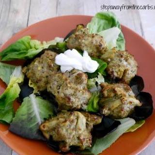 Lamb and Eggplant Meatballs Recipe